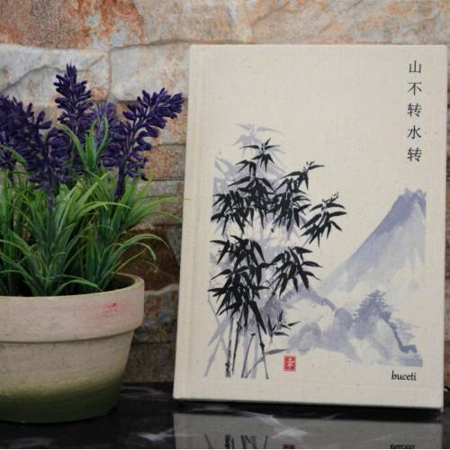 Çince Defter - 1803 山不转水转