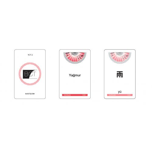 Online Yct 2 Çince Türkçe Kelime Sınavı