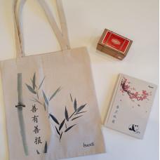 Hazır Çince Çanta & Defter & Kelime Kartı Hsk 2